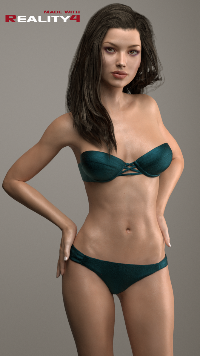 Victoria 7 Reality presets by Pret-A-3D