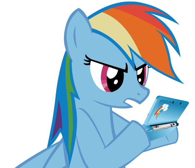 RAINBOW DASH CANT 3DS by Tukari-G3