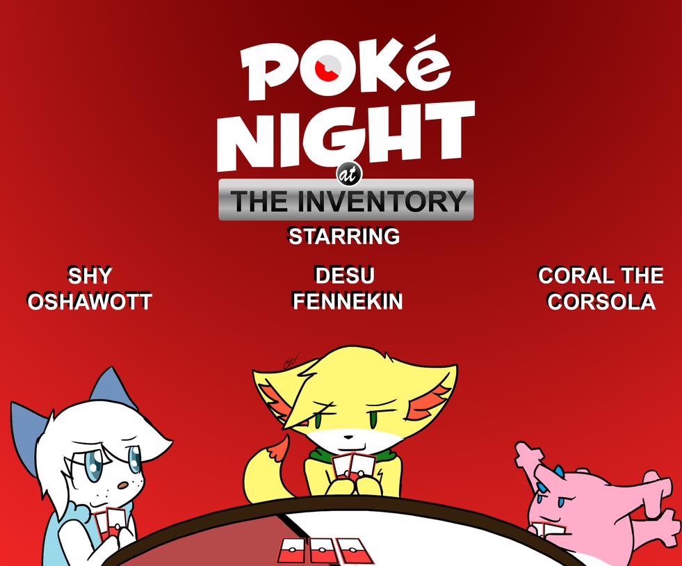 - PS Desu Fennekin - Pokenight at the Inventory by Tukari-G3