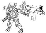 - Sketchy - Tsuki's Titan