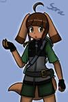 Digital Art - Sora the Adventurer