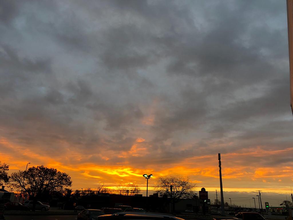 Beautiful Sky by DarkLadyShadow