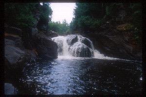 Sturgeon Falls by Jimdeer