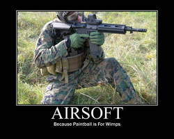 Airsoft by TazzMan1943