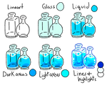 Potion/Liquid Mini Tutorial