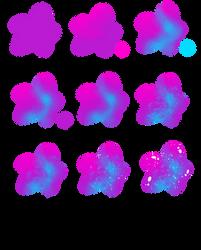 Galaxy Texture Mini Tutorial