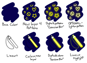 Glow(stick) Mini Tutorial