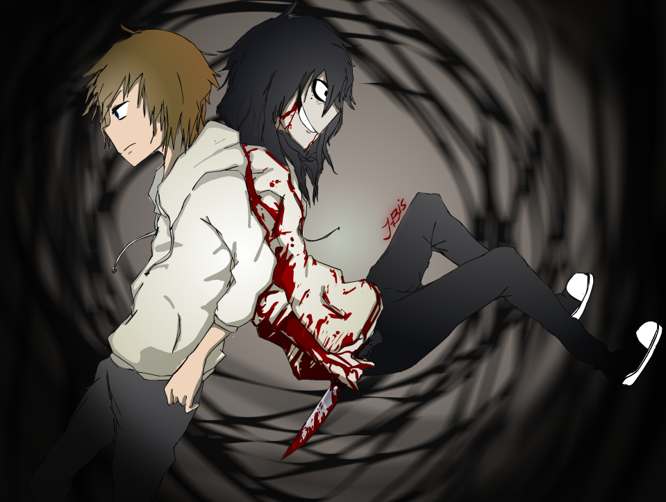 Jeff The Killer x Reader One-Shot by CoraTheHedgehogRules on DeviantArt