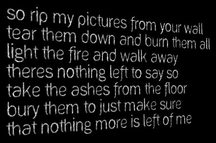 Bullet For My Valentine Lyric By BoucherFMV ...