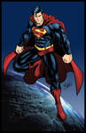 Superman march 2012