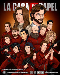 Money Heist / La Casa de papel 4