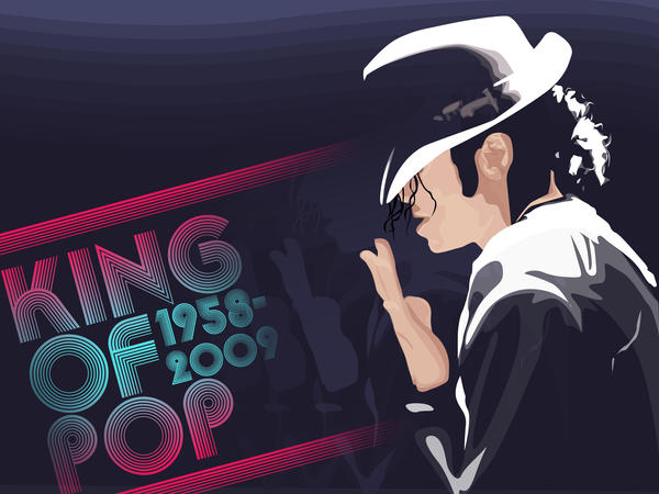 King of Pop by resurrect97