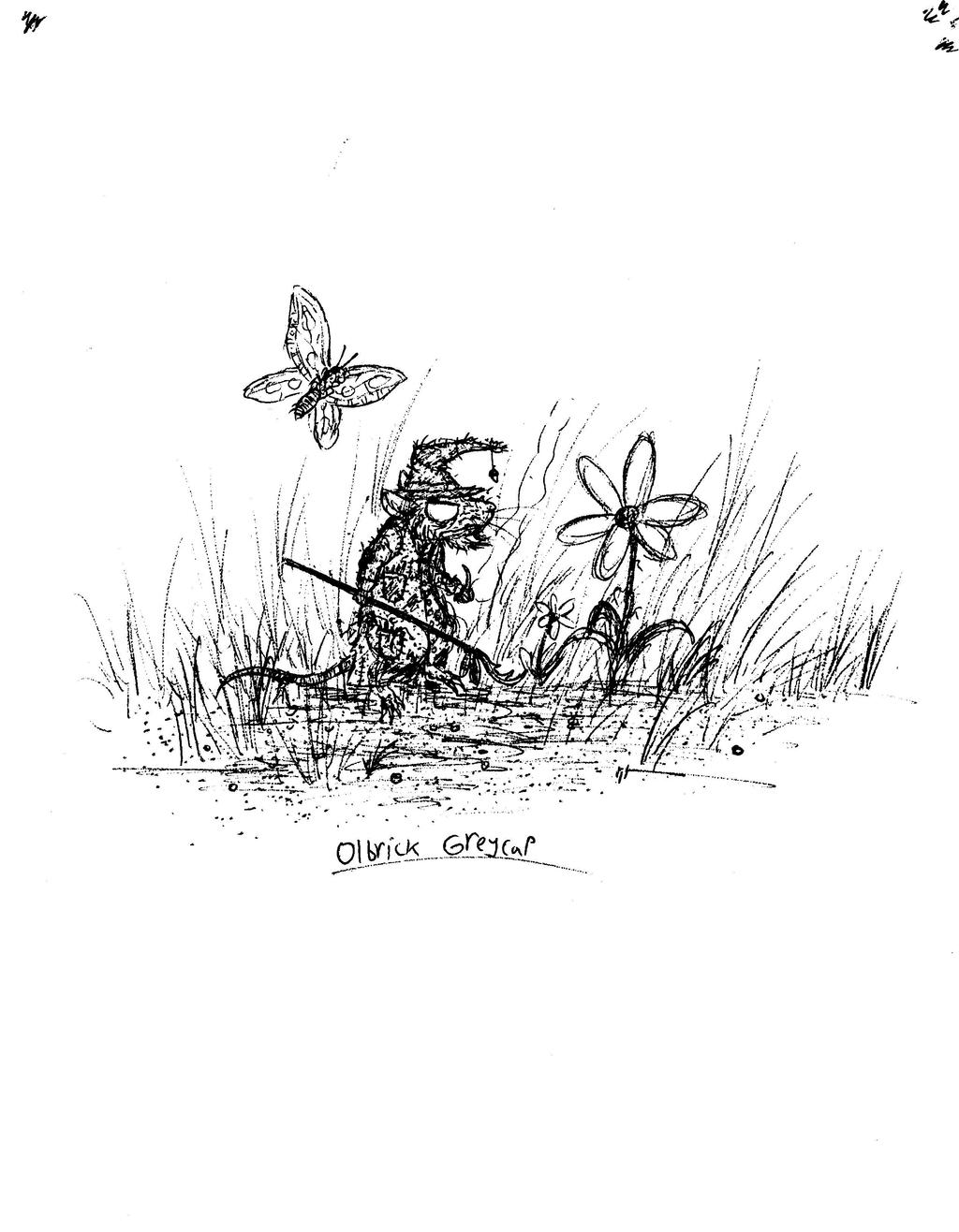Olbrick Greycap by Ratbatspider