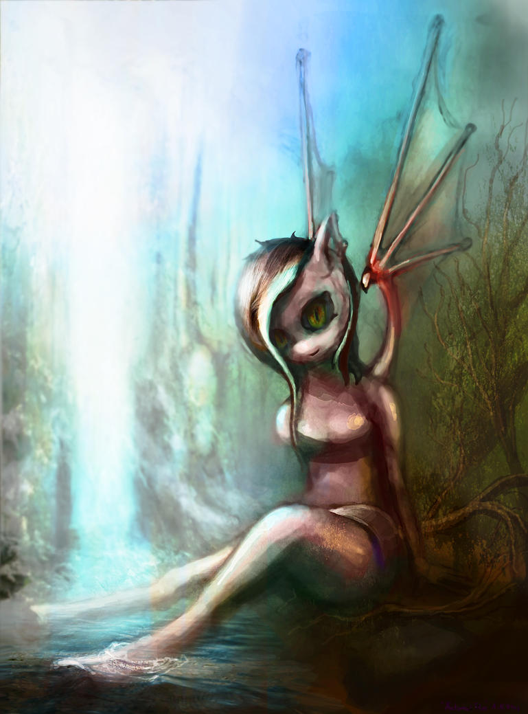 Nocturnal Flux by Vitaj