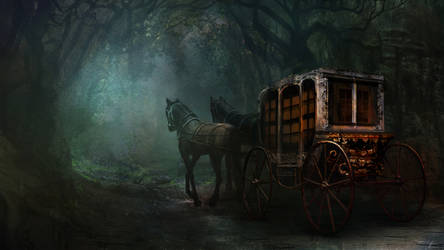 Carriage by Vitaj