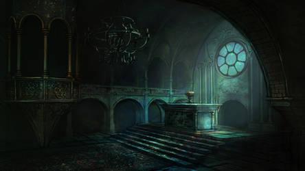 Crypt by Vitaj