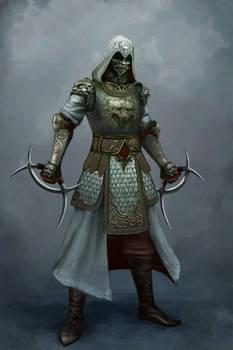 Tibetan Assassin