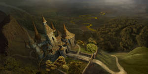 Atmospheric Concepts Witches Castle