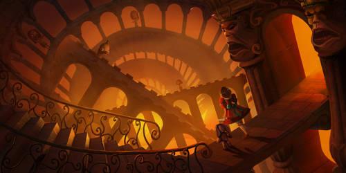 Alice Asylum Dungeon