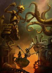 Alice Asylum Hatter's Realm Ride
