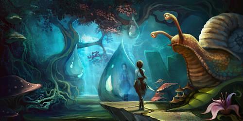 Alice Asylum Concept Vale of Tears