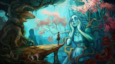 Alice Asylum Concept Vale of Tears3