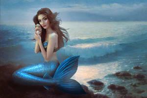 Mermaid by Darkpurity-official