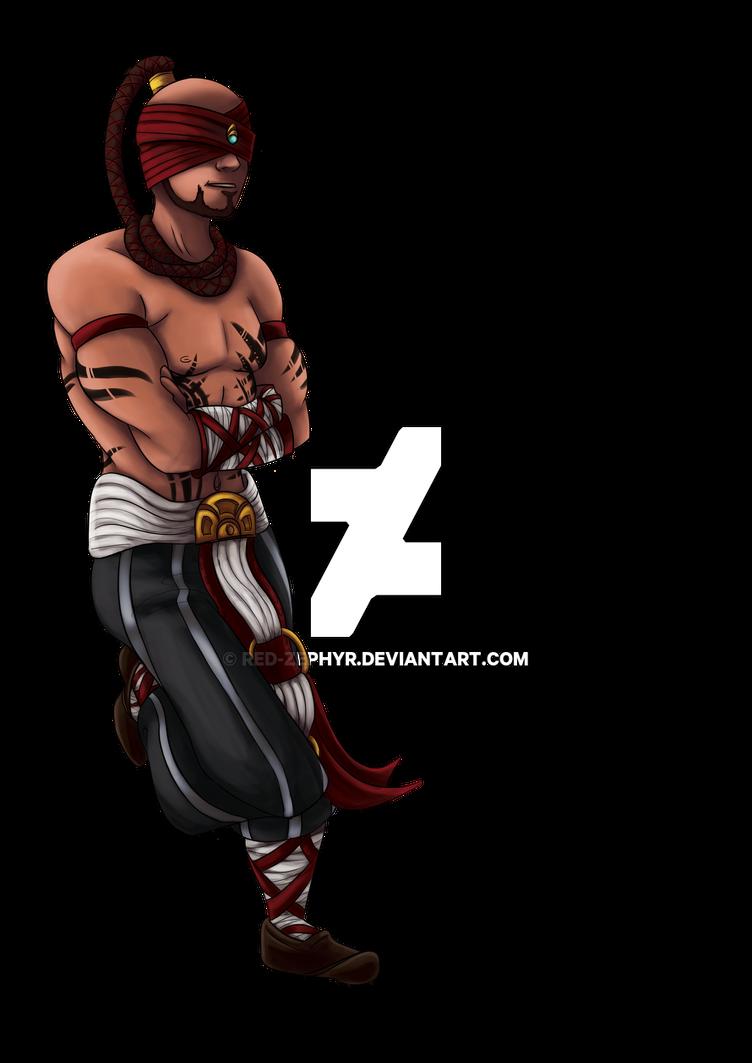 Lee Sin By Red Zephyr On Deviantart