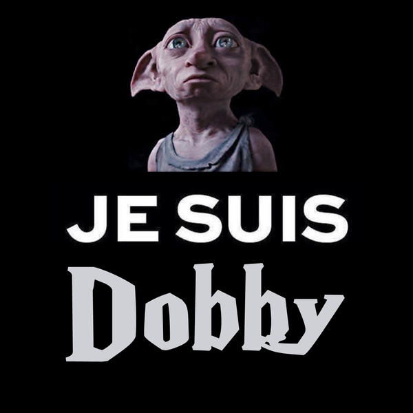 Je suis Dobby by Red-Zephyr