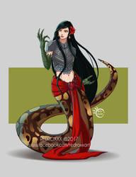 Commission : Lamia