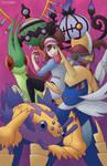 Pokemon Black 2 Team