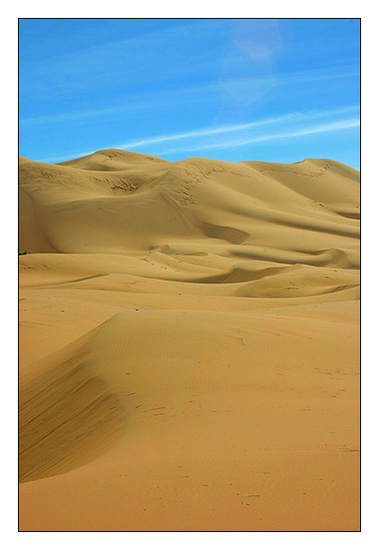 The Sahara's Silence by nunovix