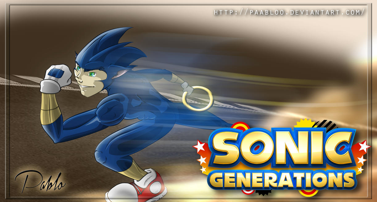 SONIC: New style !! by PAabloO