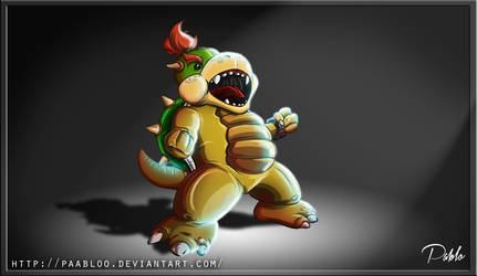 Bowser Jr by PAabloO