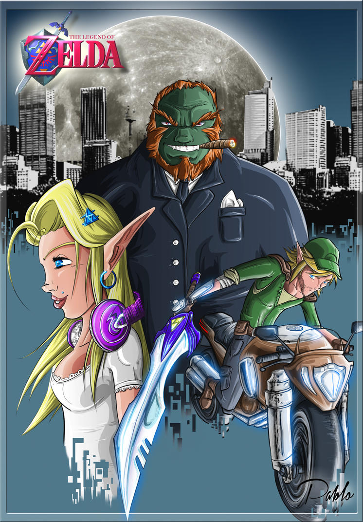 New Legend Of Zelda by PAabloO