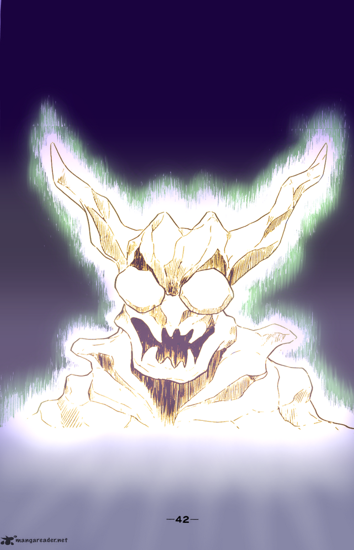 The Demon Mask (my color edit) by Lexicona96