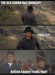 British Empire Trolls you!