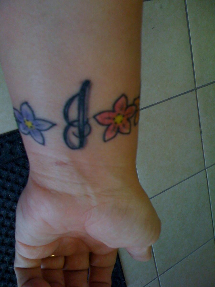 tattoos for men on wrist