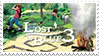 Lost in Blue 3 Stamp by nessiesorethon