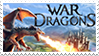 War Dragons Stamp by nessiesorethon