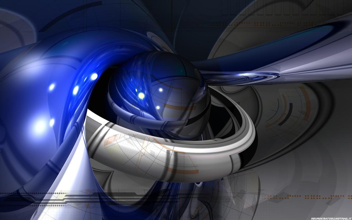 Blue Temptation by neurokratos
