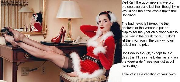 christmas photo captions funny