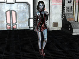 Karla-bot by CaptainHarlock-42