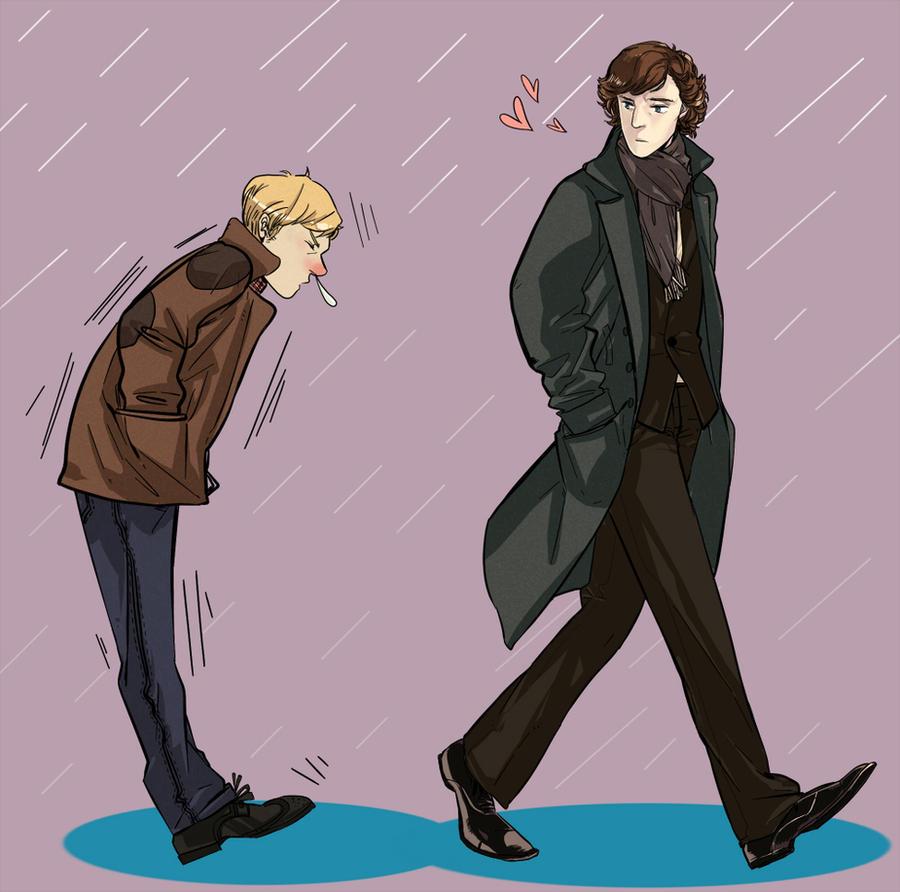 Sherlock by 3199