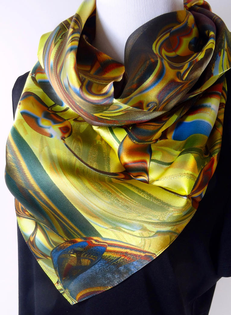Currents Scarf by ellenm1