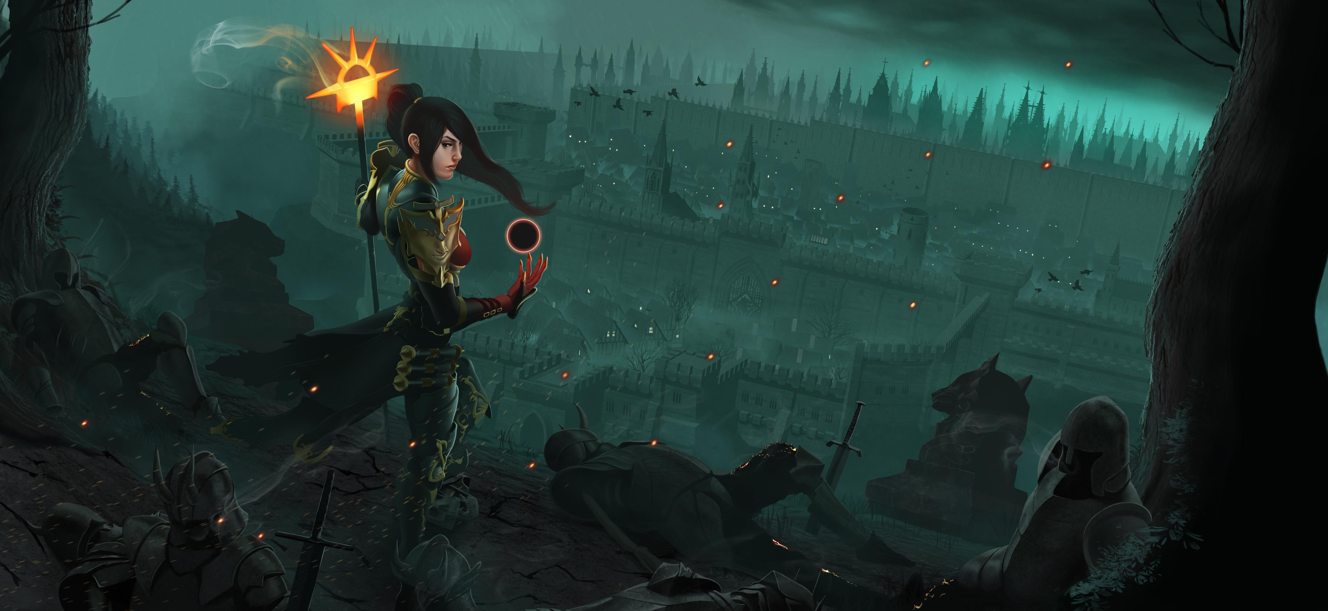 Reaper of Souls - Wizard by TeaInK on DeviantArt
