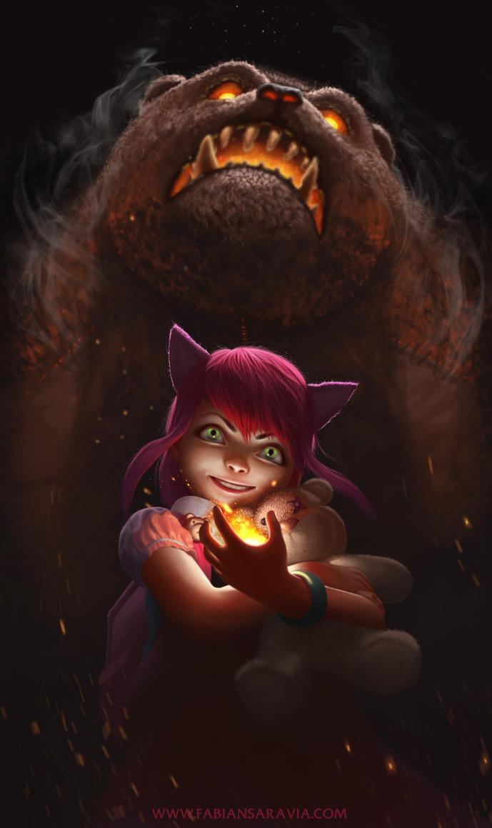 Annie by TeaInK