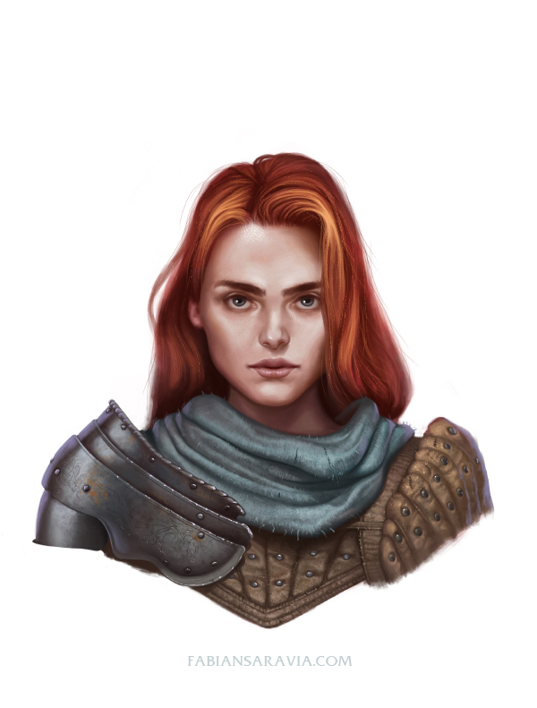 Cleric Bust