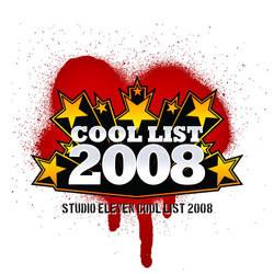 studio eleven cool list