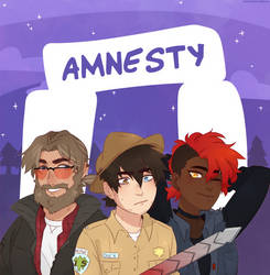 TAZ - AMNESTY by Zoiekiwi